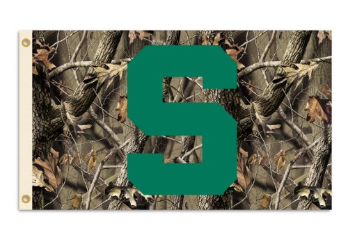 michigan-state-spartans-091m-x-152m-flag-w-grommets-realtree-camo-background