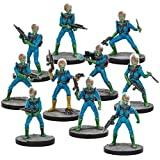Mars Attacks - 10 martiennes Grunts - MGMA11.1 -. Mantic