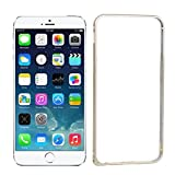 Toch TM Gold Luxury Slim Aluminium Metal Frame Bumper Frame Case For iPhone6 4.7