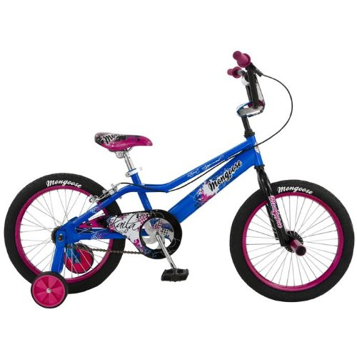 Mongoose Kaila Girls' Bike (18-Inch Wheels)