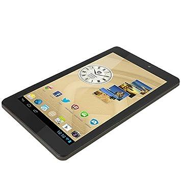 Prestigio MultiPad Rider 7.0 3G 17,8 cm (7'') Tablette Tactile (ARM MT8312, 1,3GHz, 1Go RAM, 8Go HDD, Mali 400MP, Android) Noir (Import Europe)