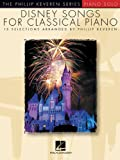 Disney Songs for the Classical Piano - The Phillip Keveren Series