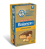 Balance Bar Gold Caramel Nut Blast, 15 Count Bars