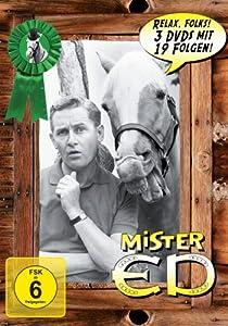 Mr. ED Collection 2: Das sprechende Pferd [Amaray mit 3 DVDs]