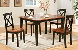 DINING SET-5PCS 48x36x30H-2 To