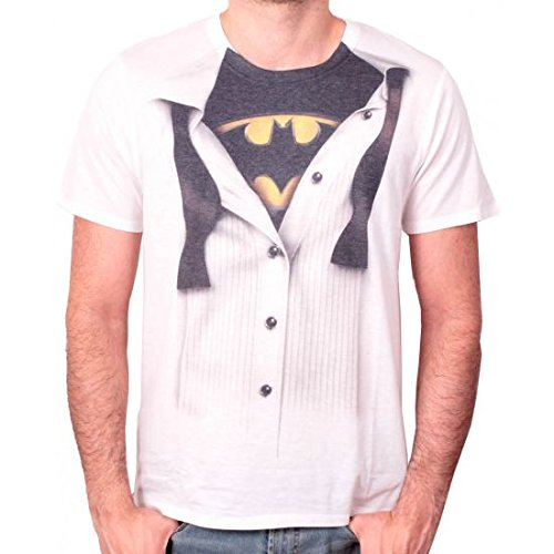 Batman Blouse T-Shirt bianco M