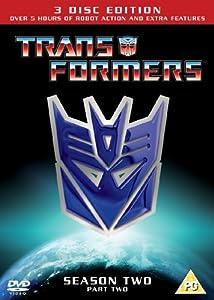 Transformers Season  2.2 - Re-Release [DVD] [1984]