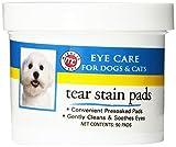 Miracle Care Products Augenpflege-Pads für Hunde und...