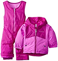 Columbia Baby-Girls Infant Double Fla…