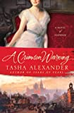 A Crimson Warning: A Novel of Suspense (Lady Emily Mysteries)