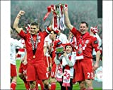 Photographic Print of Cardiff City v LFC Carling Cup FInal (2-2 won on pens)
