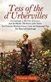 Image of Tess of the d'Urbervilles PLUS Five Thomas Hardy Classics: Jude The Obscure, The Return Of The Native, The Mayor Of Casterbridge, Far From The Madding Crowd, Under The Greenwood Tree