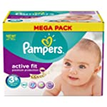 Pampers Active Fit Size 3+ (Midi +) M...