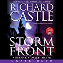 Storm Front Audiobook by Richard Castle Narrated by Robert Petkoff
