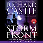 Storm Front (       UNABRIDGED) by Richard Castle Narrated by Robert Petkoff
