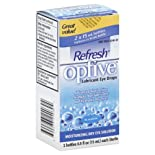 Refresh Optive Lubricant Eye Drops, 2 ct. 15 ml bottles
