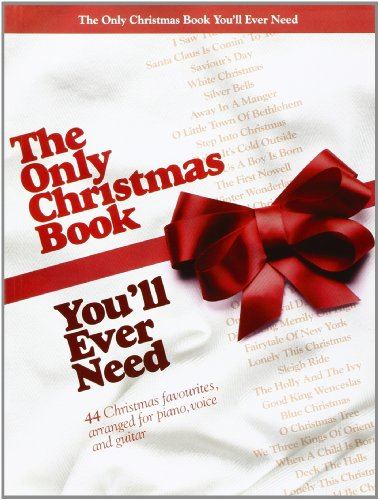 Only Christmas Book You'll Ever Need (Pvg)
