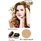 Itay Beauty 100% Natural Mineral Cosmetics Loose Powder Foundation Sample Size 2.5 Gram