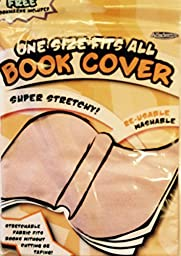 Book Cover ~ Fits Books Up To 8.5\