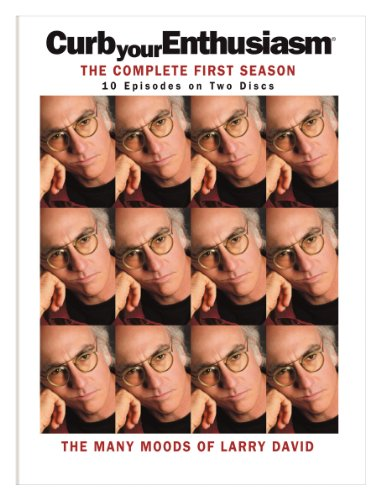 Curb Your Enthusiasm: The Complete First Season, Larry David, Jeff Garlin