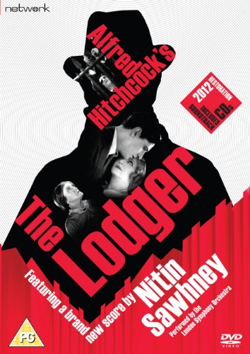 The Lodger - includes 2012 Soundtrack CD [DVD]