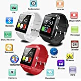 Zen Devices Compatible And Certified Smart Android OS U8 Watch And Activity Wristband With Wireless Bluetooth...