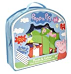 Peppa Pig Giant Double-Sided Puzzle a...