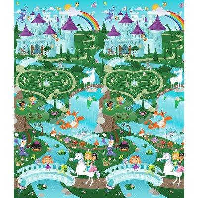 Prince Lionheart Playmat City/Princess front-485267