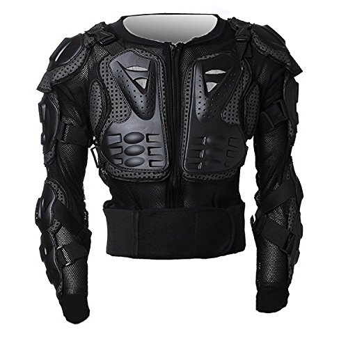 Motorcycle Parts Full Body Protective Jacket Spine Chest Gear Armor Off Road Protector Motorcross Racing Clothing Size XXXL For 2011-2012 Ducati 796 MONSTER