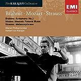 Brahms/Mozart/R Strauss