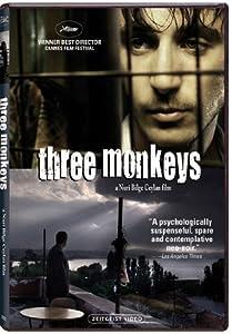 NEW Three Monkeys (DVD)