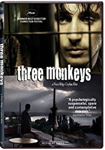 NEW Three Monkeys (DVD)