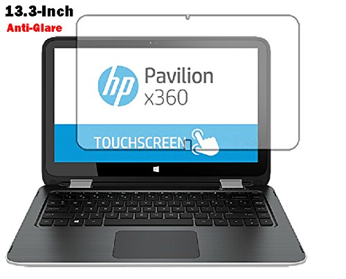 Purchase CaseBuy Anti-Glare Anti Scratch Screen Protector Guard Film Cover Skin for HP Pavilion x360...