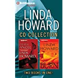 Linda Howard CD Collection 4: Death Angel, Burn
