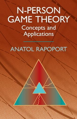 N-Person Game Theory: Concepts and Applications (Dover Books on Mathematics)