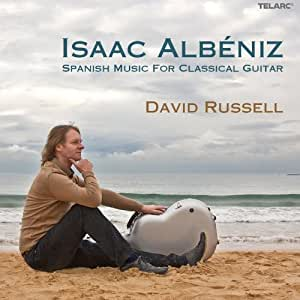 ALBENIZ: Spanish Music For Classical Guitar