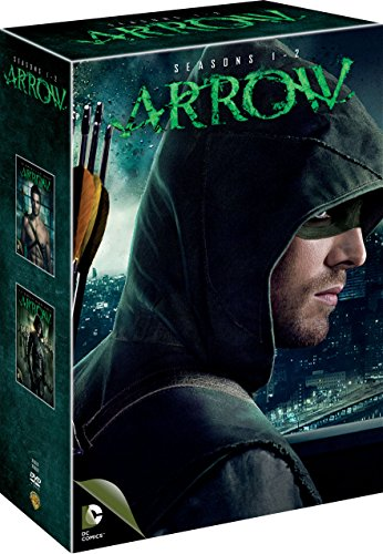 Arrow - Season 1-2 [DVD] [2014]