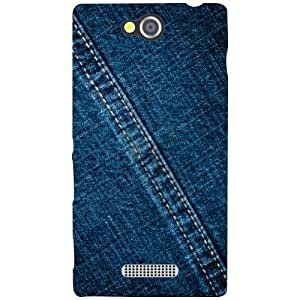 Sony Xperia C Back cover - Awesome Designer cases