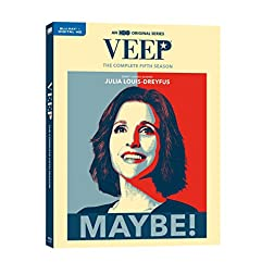 Veep: The Complete Fifth Season [Blu-ray]