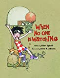 When No One is Watching (080285303X) by Spinelli, Eileen