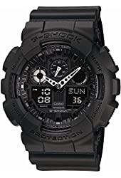 G-SHOCK watch [Casio] CASIO overseas model (G Shock) GA-100-1A1 [reimportation]