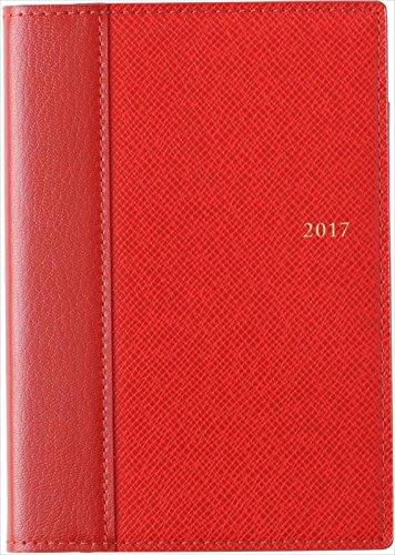 高橋 手帳 2017 ウィークリー リシェルR 6 A6 No.216