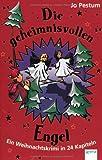 Die geheimnisvollen Engel: Ein Weihnachtskrimi in 24 Kapiteln