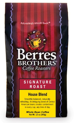 Berres Brothers House Blend Whole Bean Coffee 12 Oz.