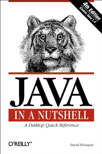 Java in a Nutshell, Fourth Edition