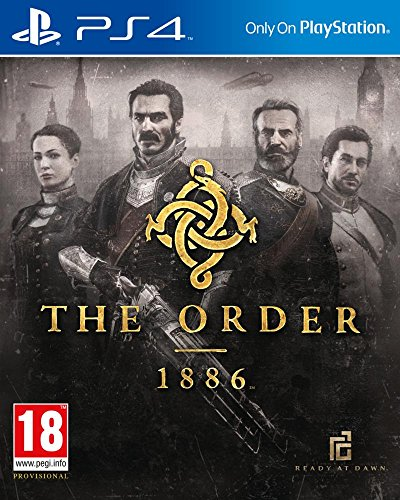 Third Party - The Order - 1886 Occasion [ PS4 ] - 711719284390