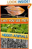 Children Books: HIDDEN ANIMALS (Amazing Book, Find the Animals) Search and Find Books (Age 4 - 12): Search and Find