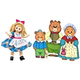"Madame Alexander Goldilocks 8"" Doll, Storyland Collection"