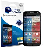 Tech Armor HD Screen Protector for Moto X - Clear