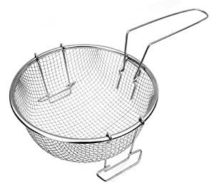 Benecasa Fryer Basket, 8-Inch by Bene Casa